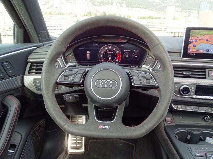 Audi RS4 AVANT QUATTRO 2.9 TFSI 450 CV - MONACO Noir Métal - 11