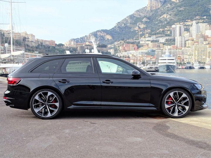 Audi RS4 AVANT QUATTRO 2.9 TFSI 450 CV - MONACO Noir Métal - 15