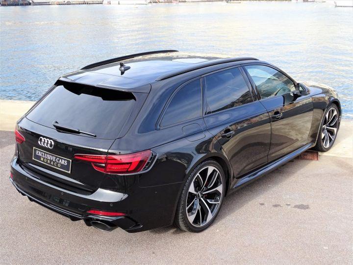 Audi RS4 AVANT QUATTRO 2.9 TFSI 450 CV - MONACO Noir Métal - 18