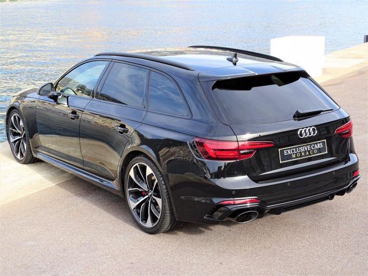 Audi RS4 AVANT QUATTRO 2.9 TFSI 450 CV - MONACO Noir Métal - 19