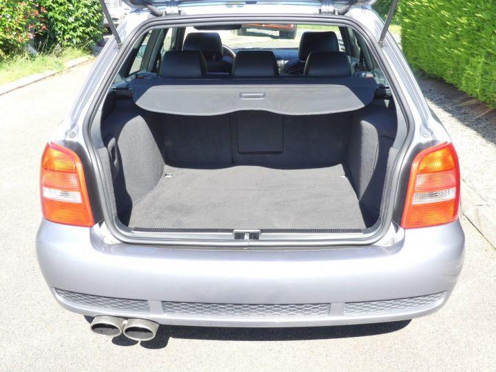 Audi RS4 B5 V6 2.7 biturbo 380cv Gris Avus nacré Occasion - 5