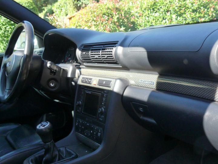 Audi RS4 B5 V6 2.7 biturbo 380cv Gris Avus nacré Occasion - 9