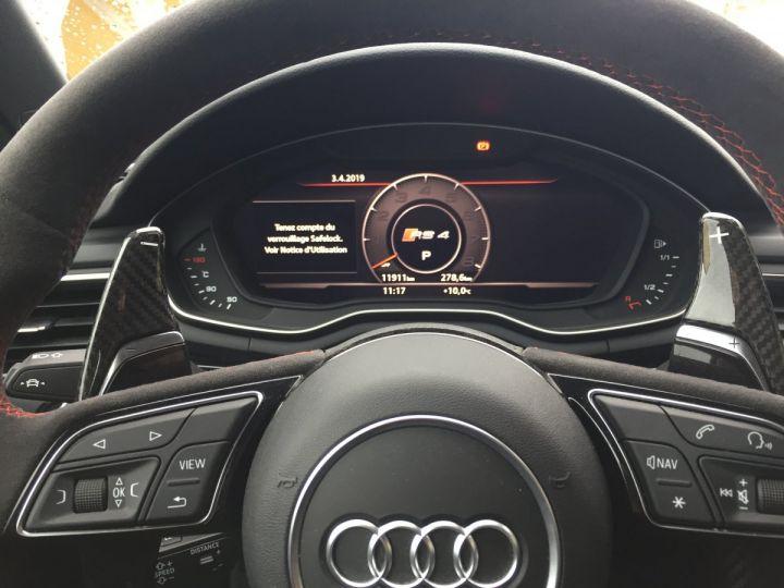 Audi RS4 Pack Dynamique pot sport toit pano blanc glacier - 9