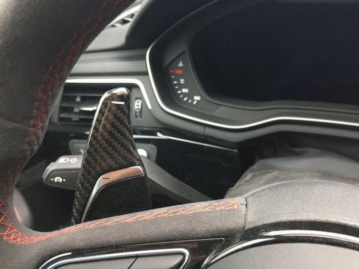 Audi RS4 Pack Dynamique pot sport toit pano blanc glacier - 12