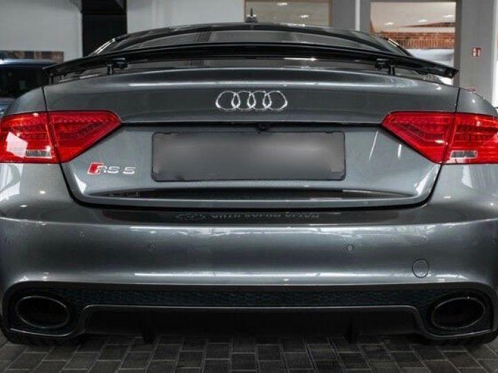 Audi RS5 (2) 4.2 FSI 450 QUATTRO Gris Daytona métallisé - 4