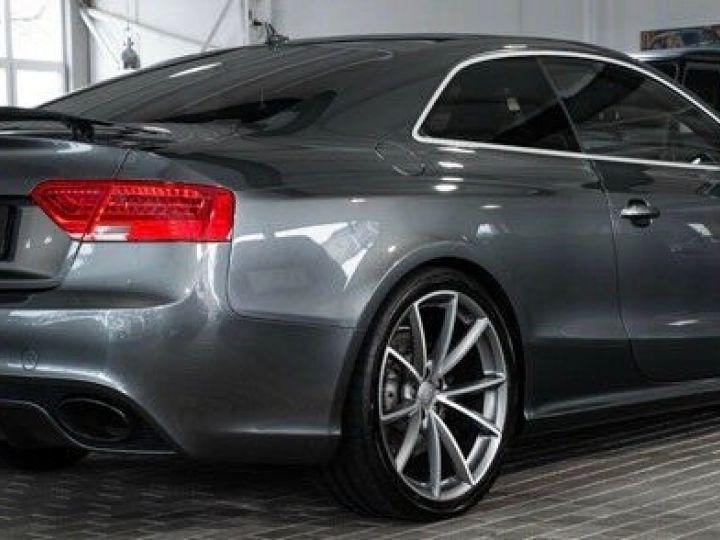 Audi RS5 (2) 4.2 FSI 450 QUATTRO Gris Daytona métallisé - 5