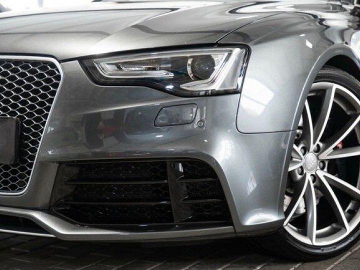 Audi RS5 (2) 4.2 FSI 450 QUATTRO Gris Daytona métallisé - 6
