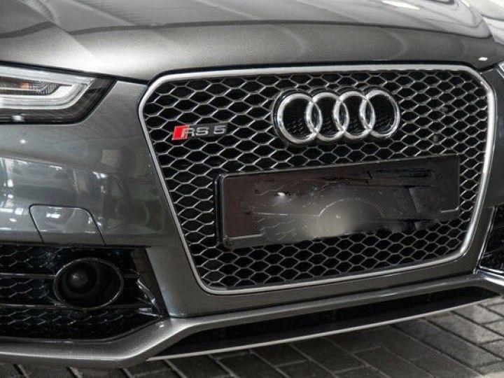 Audi RS5 (2) 4.2 FSI 450 QUATTRO Gris Daytona métallisé - 7