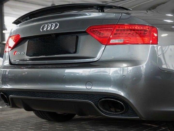 Audi RS5 (2) 4.2 FSI 450 QUATTRO Gris Daytona métallisé - 8