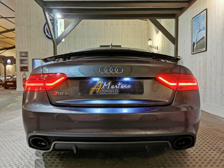 Audi RS5 (2) 4.2 V8 FSI 450 CV QUATTRO BVA Gris - 4