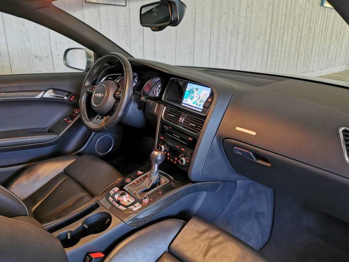 Audi RS5 (2) 4.2 V8 FSI 450 CV QUATTRO BVA Gris - 6