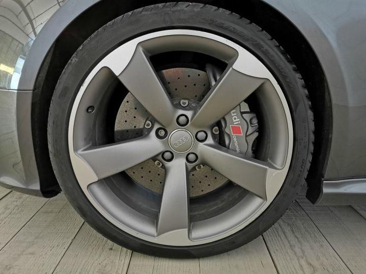 Audi RS5 (2) 4.2 V8 FSI 450 CV QUATTRO BVA Gris - 12