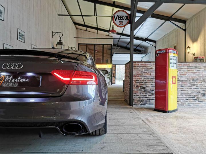 Audi RS5 (2) 4.2 V8 FSI 450 CV QUATTRO BVA Gris - 15