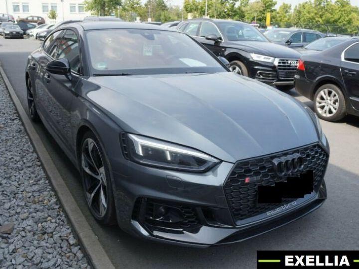 Audi RS5 2.9 TFSI GRIS PEINTURE METALISE  Occasion - 1