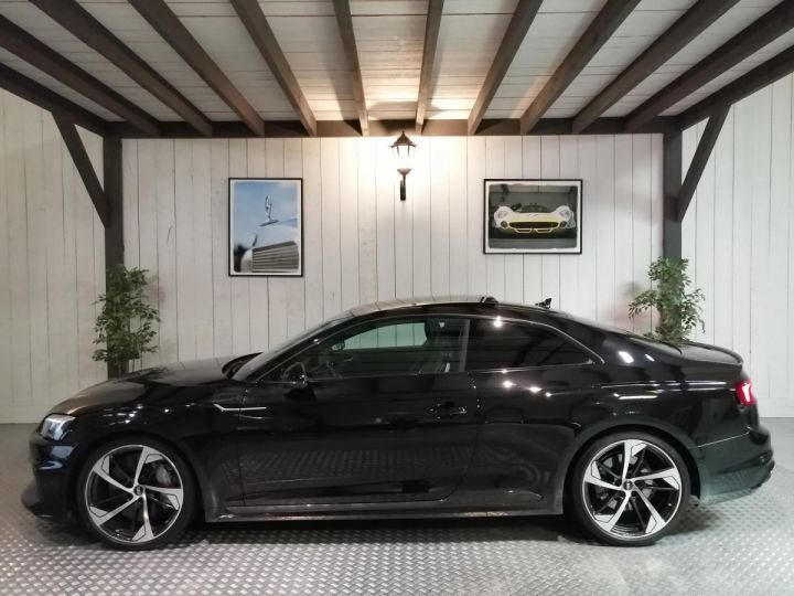 Audi RS5 2.9 TFSI 450 CV QUATTRO BVA Noir - 1