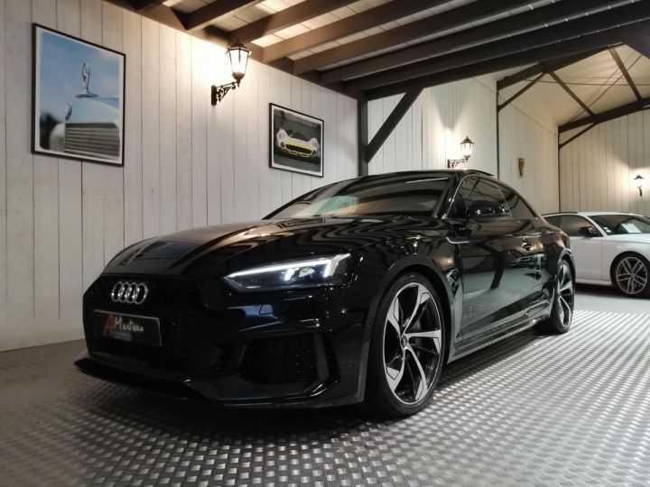 Audi RS5 2.9 TFSI 450 CV QUATTRO BVA Noir - 2