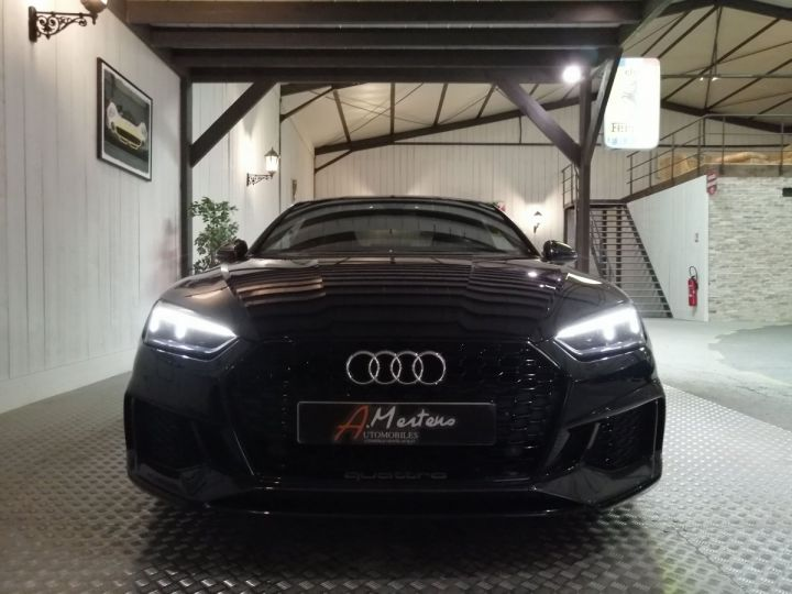 Audi RS5 2.9 TFSI 450 CV QUATTRO BVA Noir - 3