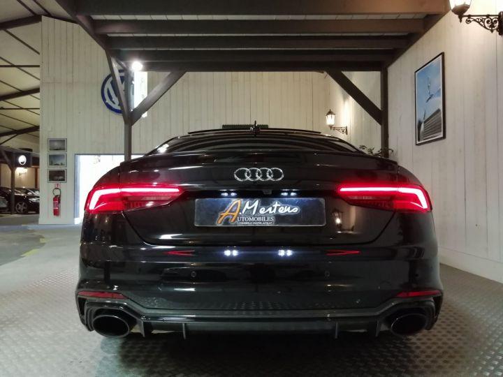 Audi RS5 2.9 TFSI 450 CV QUATTRO BVA Noir - 4