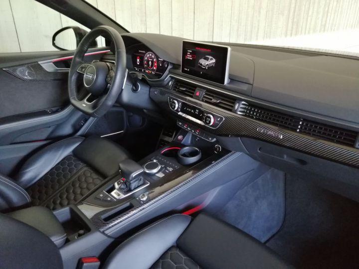 Audi RS5 2.9 TFSI 450 CV QUATTRO BVA Noir - 6
