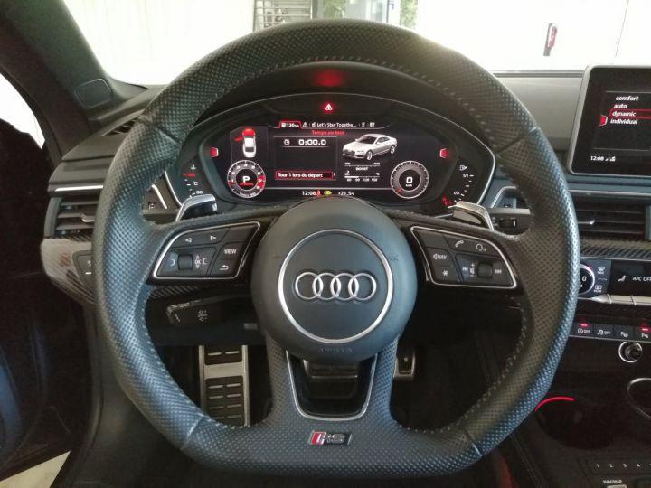 Audi RS5 2.9 TFSI 450 CV QUATTRO BVA Noir - 7
