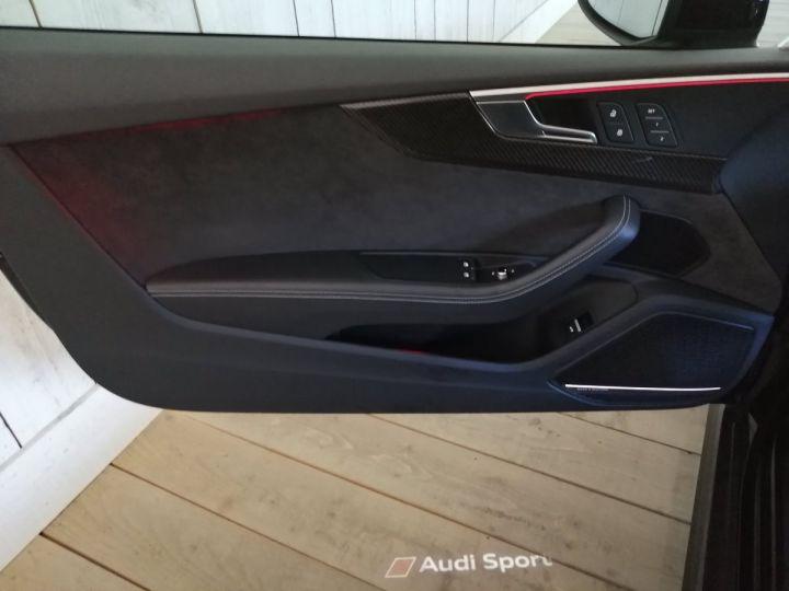 Audi RS5 2.9 TFSI 450 CV QUATTRO BVA Noir - 8