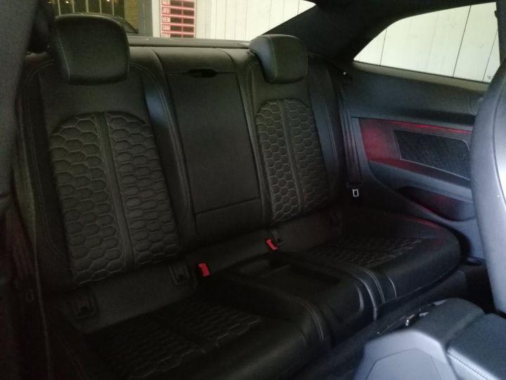 Audi RS5 2.9 TFSI 450 CV QUATTRO BVA Noir - 9