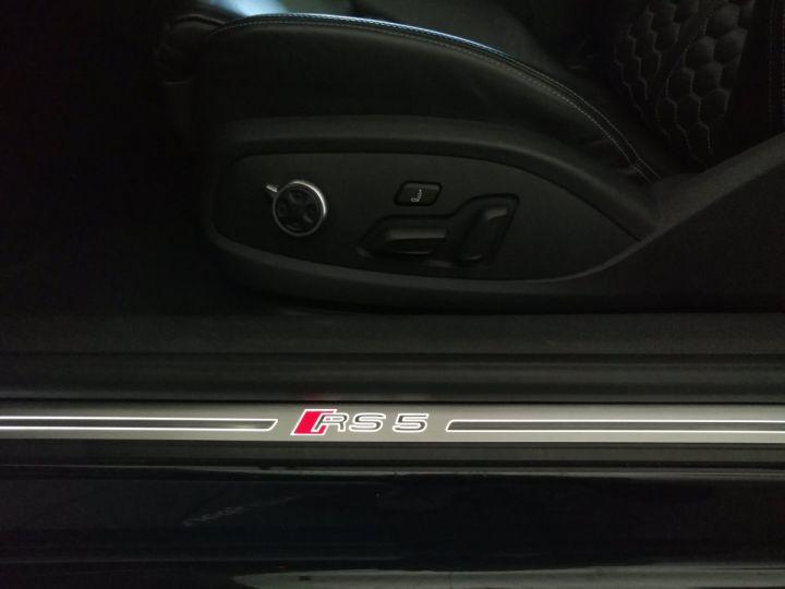 Audi RS5 2.9 TFSI 450 CV QUATTRO BVA Noir - 11