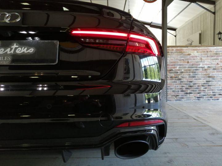 Audi RS5 2.9 TFSI 450 CV QUATTRO BVA Noir - 20