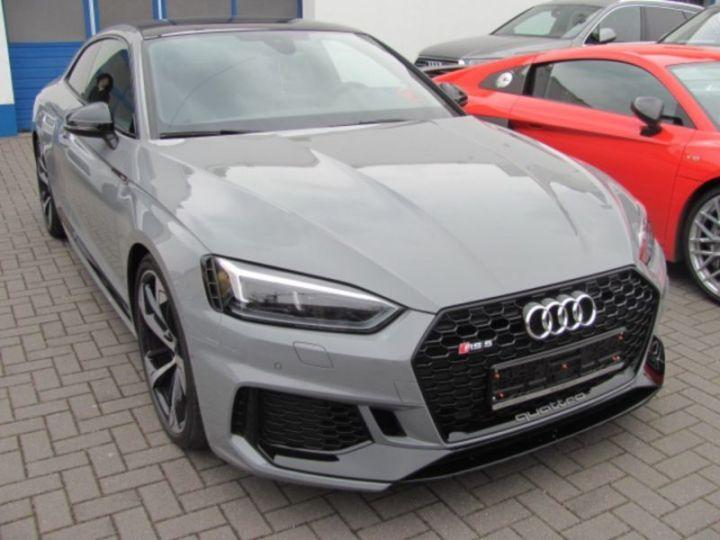 Audi RS5 2.9 V6 TFSI 450CH QUATTRO TIPTRONIC 8 GRIS Occasion - 1