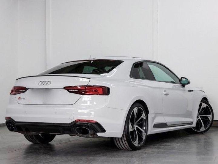 Audi RS5 2.9L TFSI blanc - 2