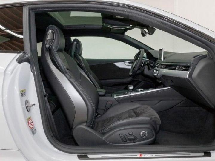 Audi RS5 2.9L TFSI blanc - 4