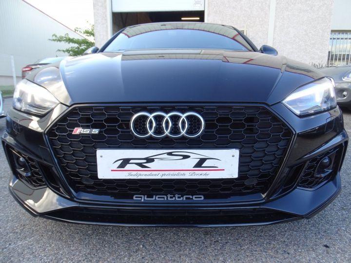 Audi RS5 2.9L TFSI 450ps Quattro Tipt/ Jtes 20  Camera B.Olufsen  Memoire + chauffants   Noir metallisé - 8
