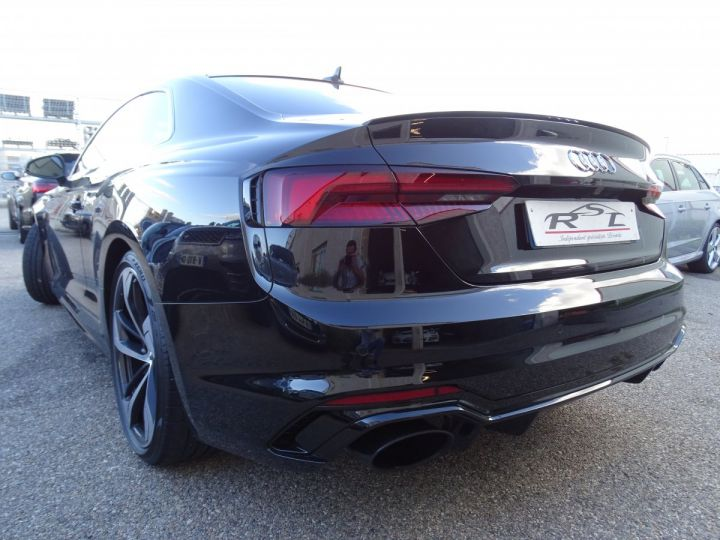 Audi RS5 2.9L TFSI 450ps Quattro Tipt/ Jtes 20  Camera B.Olufsen  Memoire + chauffants   Noir metallisé - 11