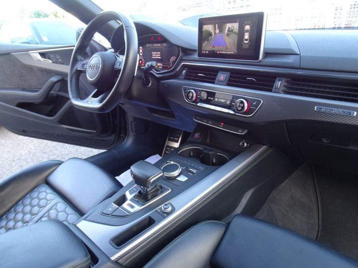Audi RS5 2.9L TFSI 450ps Quattro Tipt/ Jtes 20  Camera B.Olufsen  Memoire + chauffants   Noir metallisé - 13