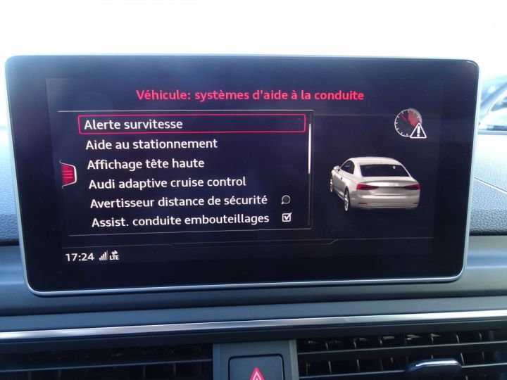 Audi RS5 2.9L TFSI 450ps Quattro Tipt/ Jtes 20  Camera B.Olufsen  Memoire + chauffants   Noir metallisé - 21