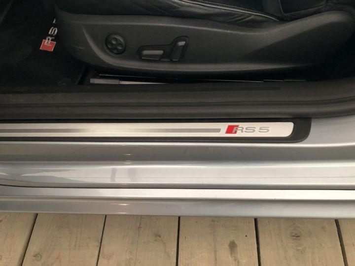 Audi RS5 4.2 450 CV QUATTRO BVA  - 14