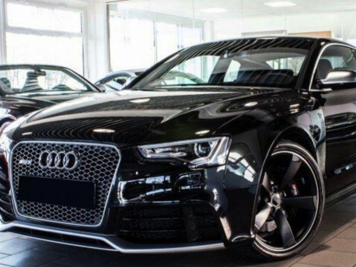 Audi RS5 4.2 FSI 450 QUATTRO S TRONIC 7 Noir métallisé - 1