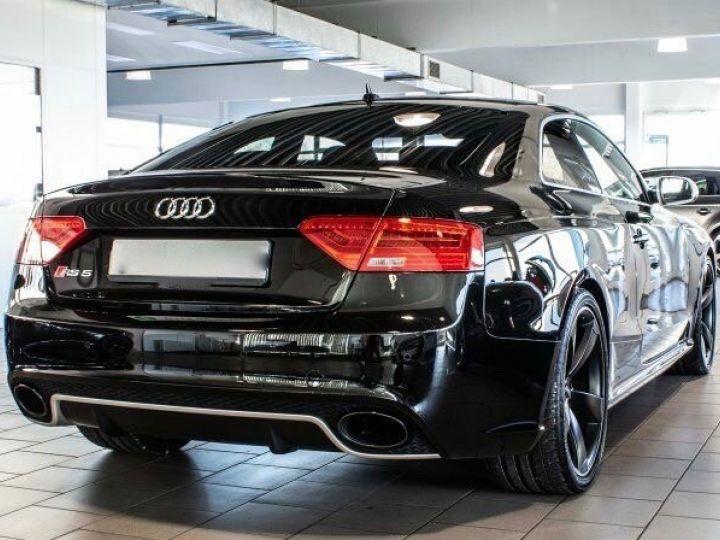 Audi RS5 4.2 FSI 450 QUATTRO S TRONIC 7 Noir métallisé - 3