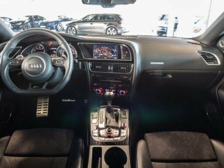Audi RS5 4.2 FSI 450 QUATTRO S TRONIC 7 Noir métallisé - 6
