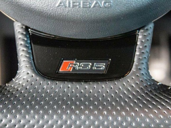 Audi RS5 4.2 FSI 450 QUATTRO S TRONIC 7 Noir métallisé - 12