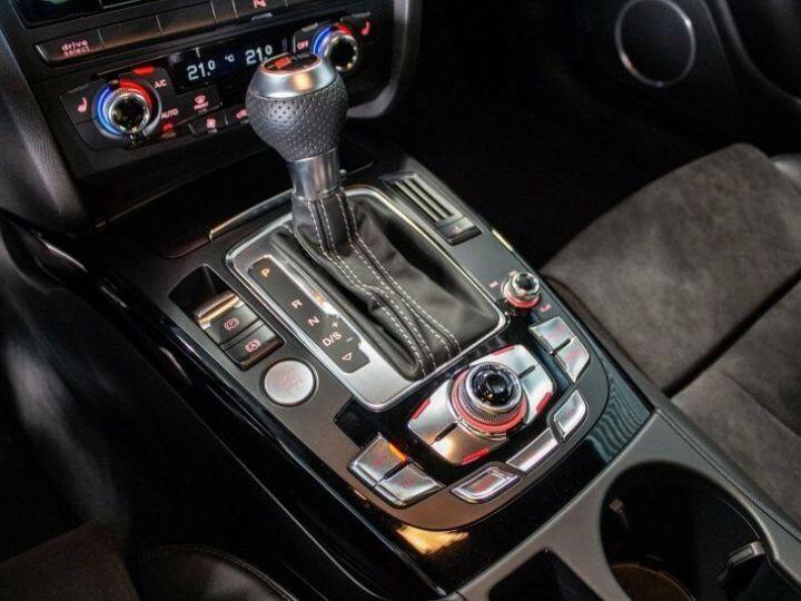 Audi RS5 4.2 FSI 450 QUATTRO S TRONIC 7 Noir métallisé - 13