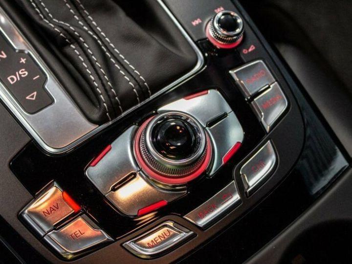 Audi RS5 4.2 FSI 450 QUATTRO S TRONIC 7 Noir métallisé - 15
