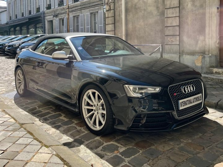 Audi RS5 4.2 FSI 450 QUATTRO S TRONIC 7 Noir - 3