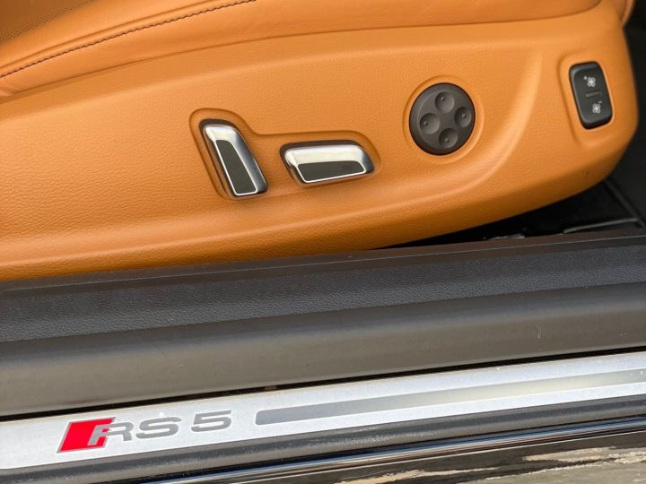 Audi RS5 4.2 FSI 450 QUATTRO S TRONIC 7 Noir - 15