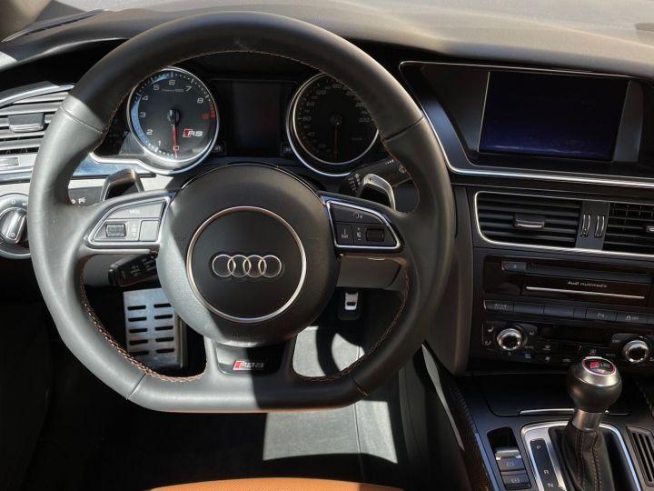 Audi RS5 4.2 FSI 450 QUATTRO S TRONIC 7 Noir - 21