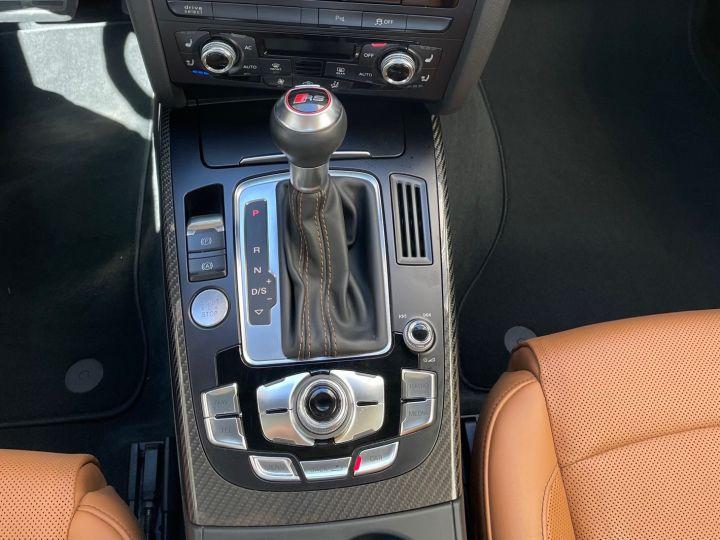 Audi RS5 4.2 FSI 450 QUATTRO S TRONIC 7 Noir - 22