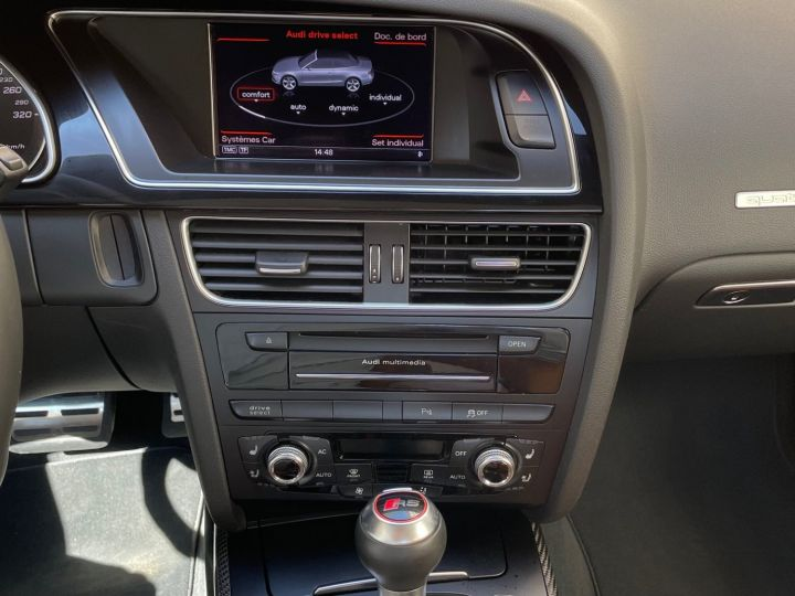 Audi RS5 4.2 FSI 450 QUATTRO S TRONIC 7 Noir - 23