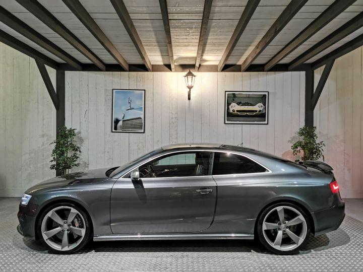 Audi RS5 4.2 V8 FSI 450 CV QUATTRO BVA Gris - 1