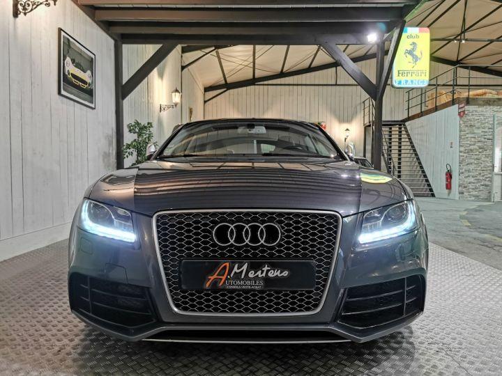 Audi RS5 4.2 V8 FSI 450 CV QUATTRO BVA Gris - 3