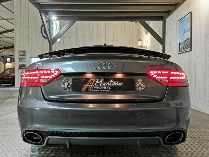 Audi RS5 4.2 V8 FSI 450 CV QUATTRO BVA Gris - 4